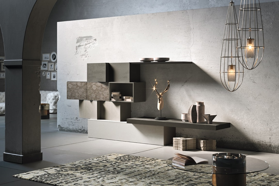Mobilificio europa mobili ed arredamenti classici e moderni cucine camere da letto pareti - Mobili per entrate moderne ...