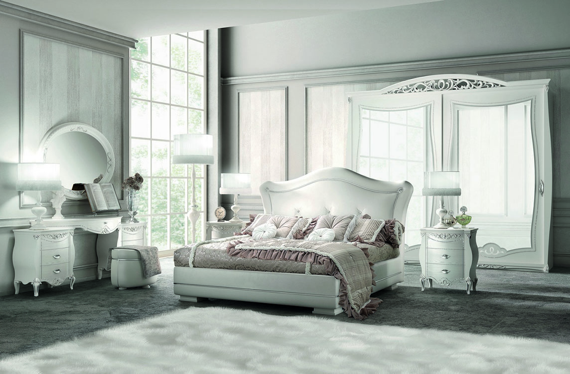 Mobilificio europa camere da letto letti comodini armadi for Marche mobili camere da letto