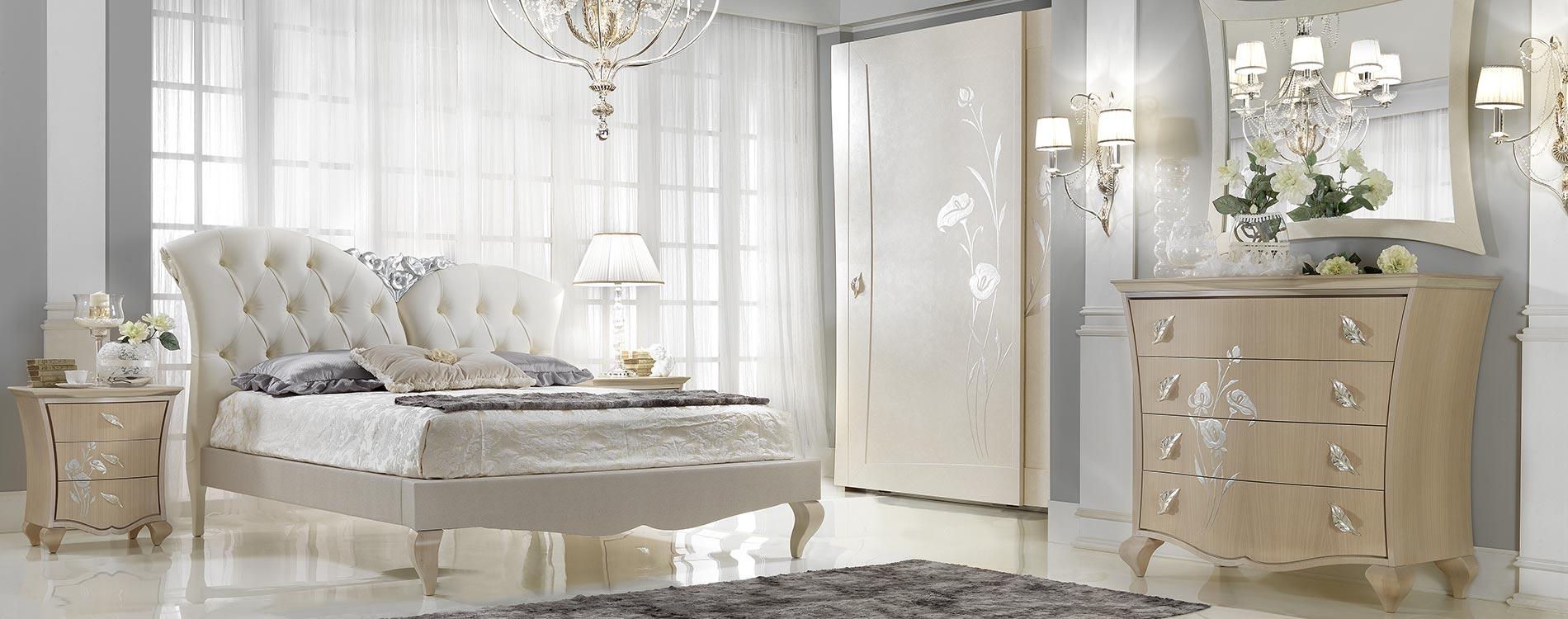 Nuovo Arredo Camere Matrimoniali.Mobilificio Europa Mobili Ed Arredamenti Classici E Moderni