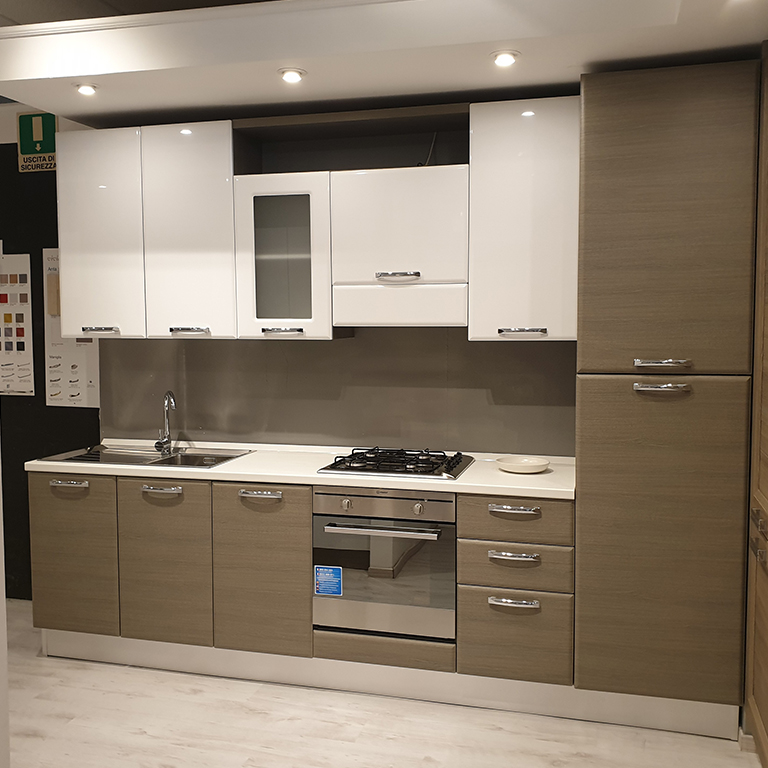 Cucina Britt by by Creo Kitchens